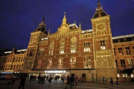 Как встречают Новый год в Голландии