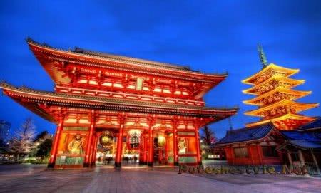 встреча Нового Года в Японии