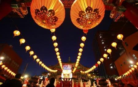 Традиционная встреча Нового Года в Японии