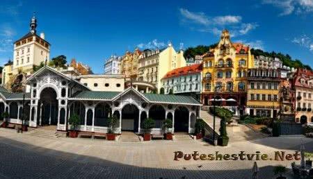 Чешские лечебные курорты