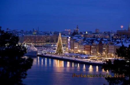 праздник нового года в Финляндии