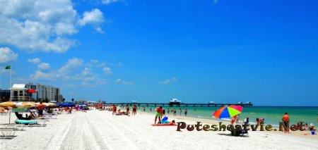 Пляж Clearwater