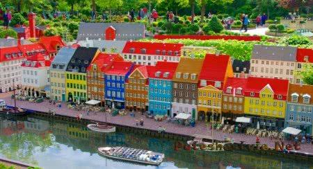 Тематический парк Legoland