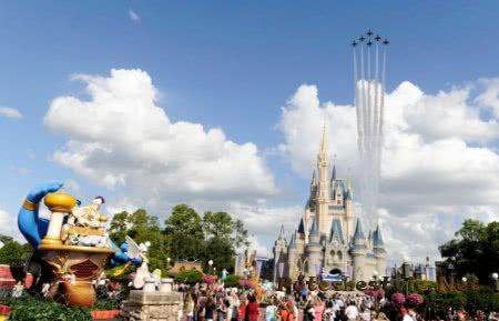 Парк развлечений Walt Disney World Resort