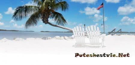 Пляж Исламорада