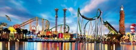 Парк развлечений Universal Orlando Resort