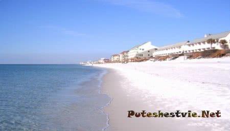 Пляж Destin