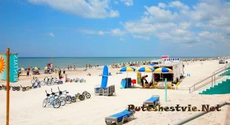 Пляж Дайтона