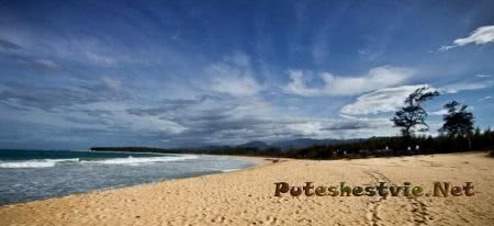 Пляж Лампук