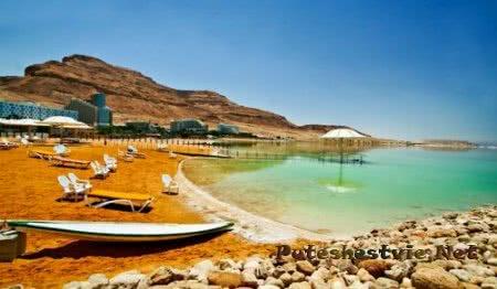 Израильский курорт Эйн-Бокек