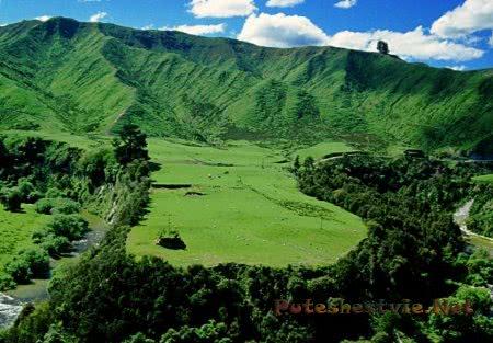 Национальный парк Фангануи