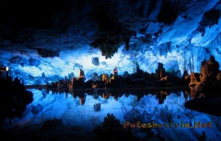 Пещера светлячков Вайтомо