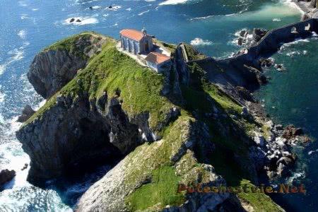 Сан-Хуан-де-Гастелугаче увлекательный испанский остров