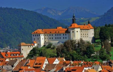 Замок Skofja Loka