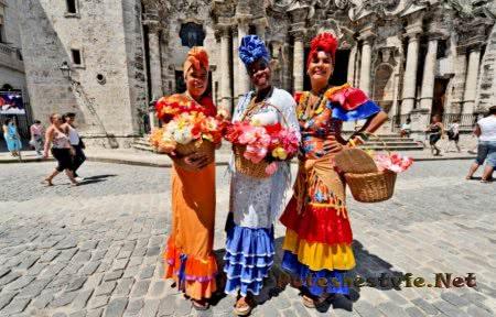 новый год на Кубе