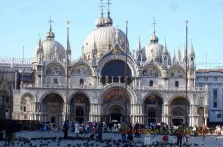 Лучшие венецианские палаццо