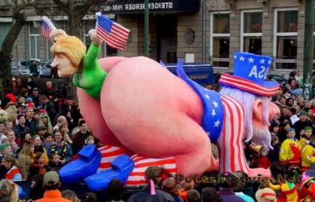 Дюссельдорфский карнавал