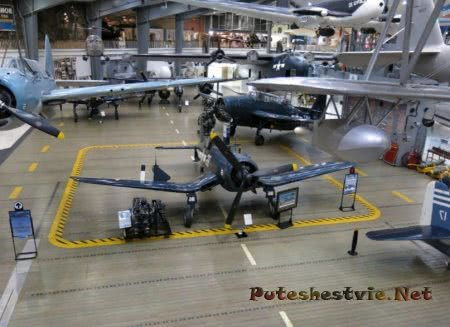 Музей военно-морской авиации
