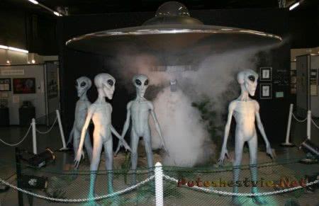 Международный музей и исследовательский центр НЛО
