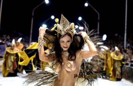 фото Карнавала в Аргентине
