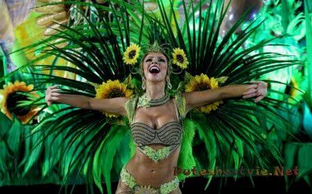 Популярный Аргентинский карнавал