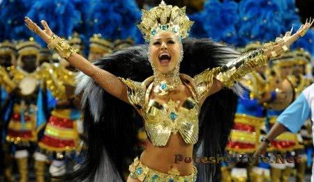 Аргентинский карнавал в Гуалегуайчу