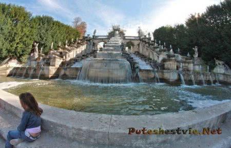 Парк Сен-Клу Париж