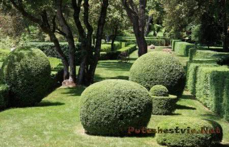 Висячие сады Маркессак