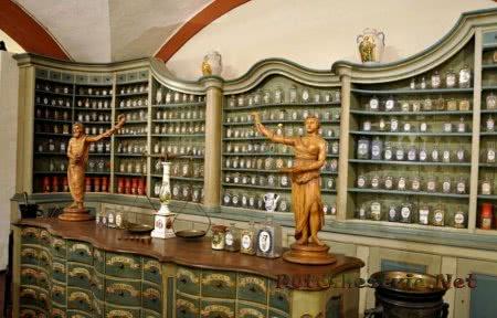 Немецкий музей аптечного дела