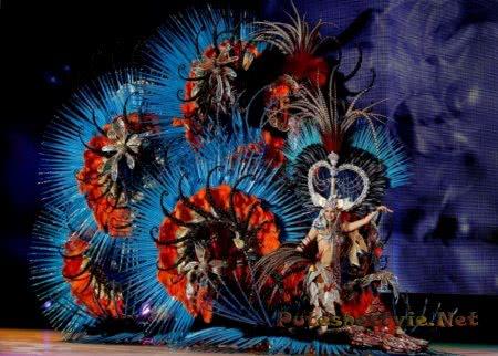 Карнавал в городе Санта-Крус