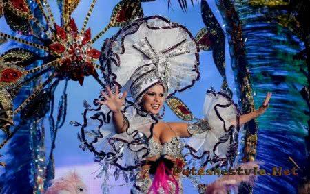 карнавал на острове тенерифе