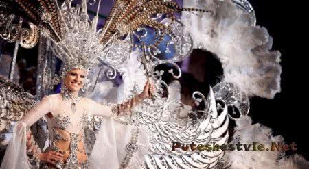 карнавал в испании на тенерифе