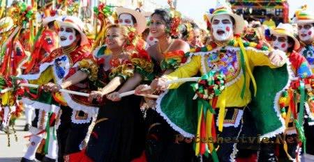 Карнавал в Сьюдад-Реаль