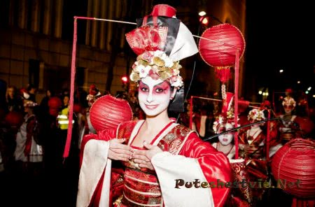 Карнавал в Таррагоне