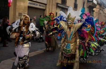Мальтийский карнавал-фестиваль