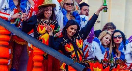Мальтийский фестиваль-карнавал