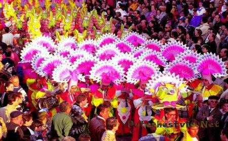 фестиваль-карнавал на Мальте