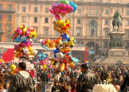 Карнавал в Милане