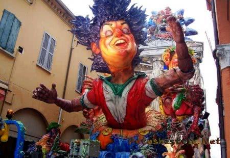 Карнавал в Ченто