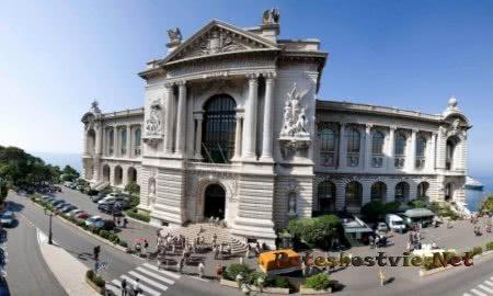 Океанографический институт и музей Монако