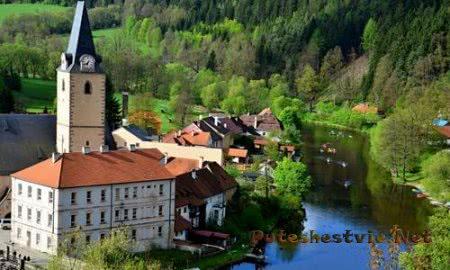 Места детских развлечений в Чехии