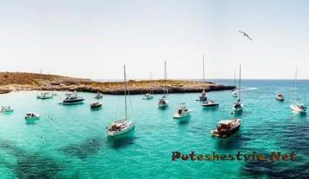 Интересные острова Египта