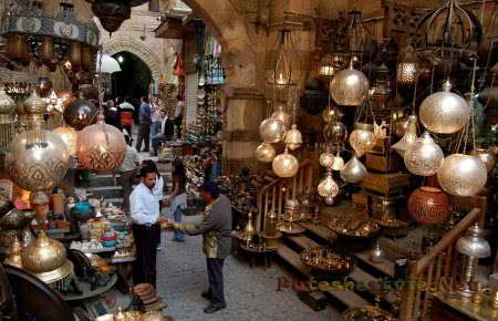 Рынок Хан-Аль-Халили
