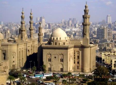 Ансамбль мечети-медресе султана Хасана