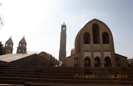 Коптская православная церковь Святой Варвары