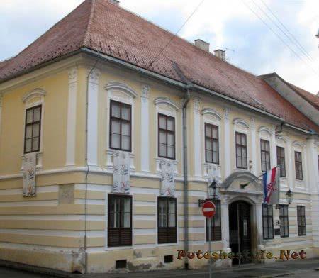 Музей наивного искусства в Загребе