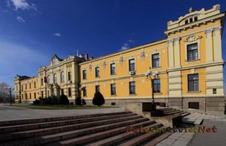 Галерея Крапине в городе Крапине