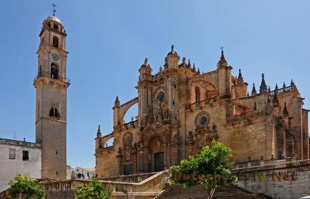 Кафедральный собор в Херес-де-ла-Фронтера