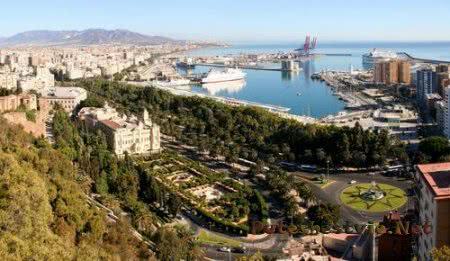 Города испанской Андалусии