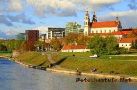Курорты Литвы на Балтийском море